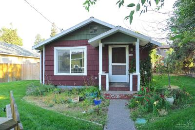Bend Single Family Home For Sale: 1119 Northwest Milwaukee Avenue