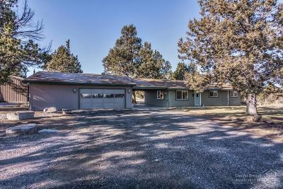 Bend Single Family Home For Sale: 67089 Fryrear Road