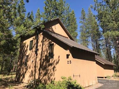 Sunriver Condo/Townhouse For Sale: 17673 Cluster Cabin Lane