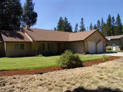 La Pine Single Family Home For Sale: 51331 Evans Way