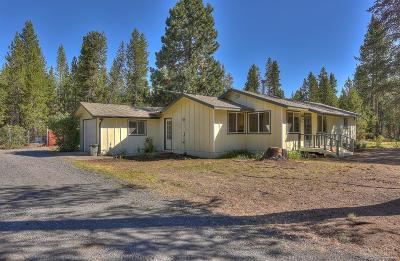 La Pine Single Family Home For Sale: 52647 Sunrise Boulevard