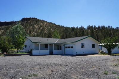 Prineville Single Family Home For Sale: 3796 Northwest Oneil Highway