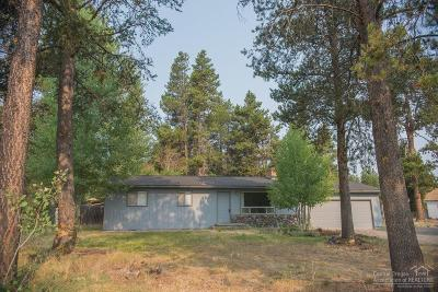 La Pine Single Family Home For Sale: 52355 Pine Forest Drive