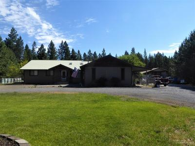 La Pine OR Single Family Home For Sale: $450,000