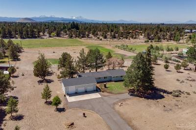 Bend Single Family Home For Sale: 62315 Deer Trail Road