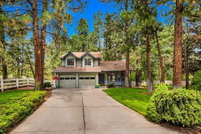 Bend Single Family Home For Sale: 60922 Zircon Drive