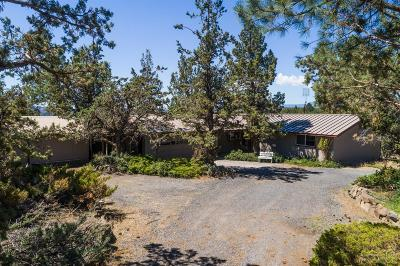 Bend Single Family Home For Sale: 65115 Cline Falls Road