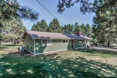 Bend Single Family Home For Sale: 20680 Fort Thompson Lane