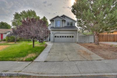 Bend Single Family Home For Sale: 1446 Northeast Locksley Drive
