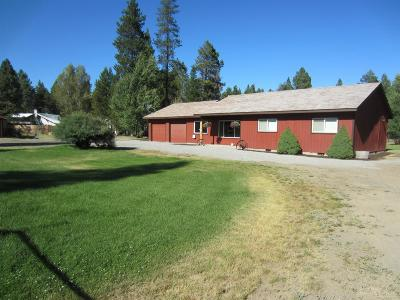 La Pine Single Family Home For Sale: 52240 Lechner Lane