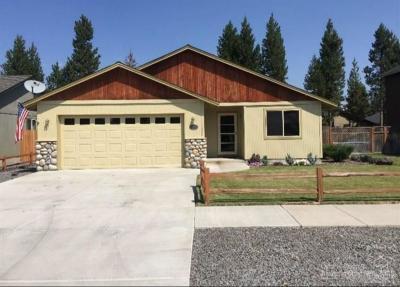 La Pine Single Family Home For Sale: 16488 Riley Drive