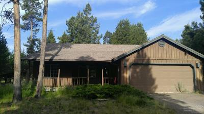 Bend Single Family Home For Sale: 56351 Stellar Drive