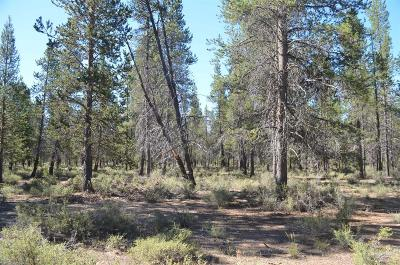 La Pine Residential Lots & Land For Sale: 50666 Deer Forest Drive
