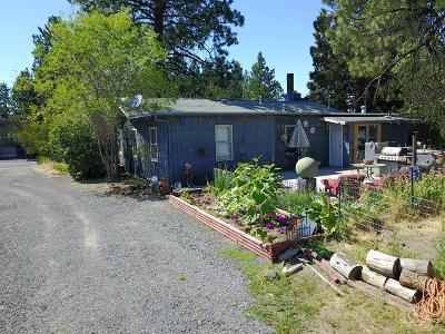 Single Family Home For Sale: 61554 Parrell Road