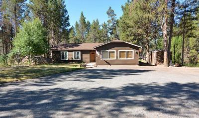 Bend Single Family Home For Sale: 55545 Sun Court