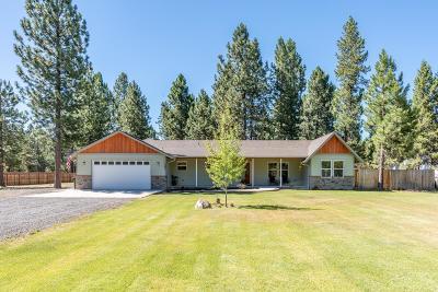 La Pine Single Family Home For Sale: 15991 Falcon Lane