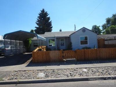 Prineville Single Family Home For Sale: 176 Northeast Elm Street
