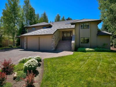 Sunriver Single Family Home For Sale: 18005 North Course Lane