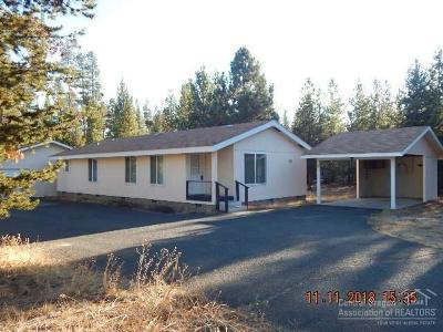 La Pine OR Mobile/Manufactured Sold: $215,000