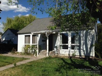 Prineville Single Family Home For Sale: 212 South Main Street