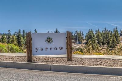 Madras Residential Lots & Land For Sale: Southeast Lot 67 & 68 Yarrow Avenue
