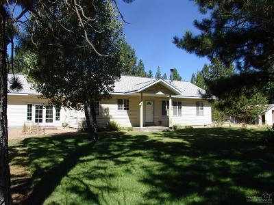 La Pine Single Family Home For Sale: 1229 Fred Mahn Road