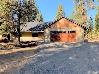 La Pine Single Family Home For Sale: 16250 Park Drive