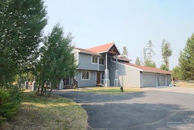 La Pine Single Family Home For Sale: 51545 Walker Street