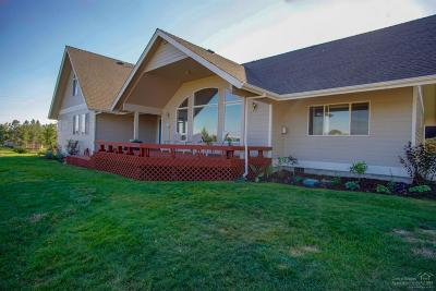Prineville Single Family Home For Sale: 455 NW West Hills Road