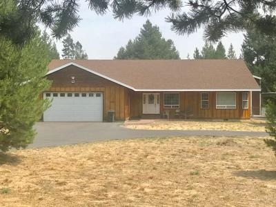 La Pine Single Family Home For Sale: 52510 Deer Field Drive