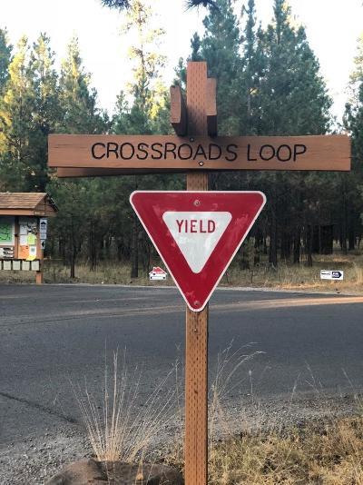Sisters Residential Lots & Land For Sale: 14567 Crossroads Loop