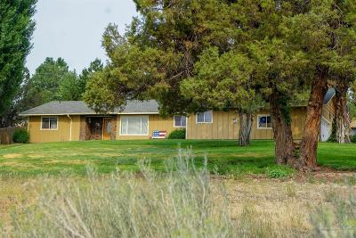 Prineville Single Family Home For Sale: 3287 Northwest Knob Hill Way