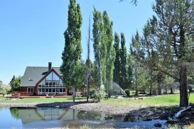 Bend Single Family Home For Sale: 62855 Waugh Road