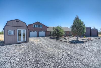 Prineville Single Family Home For Sale: 6155 Southeast Hilltop Road