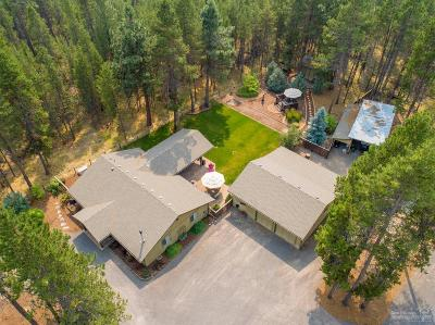 Bend Single Family Home For Sale: 56529 Meteor Drive