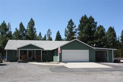 La Pine Single Family Home For Sale: 52467 Cascade Court