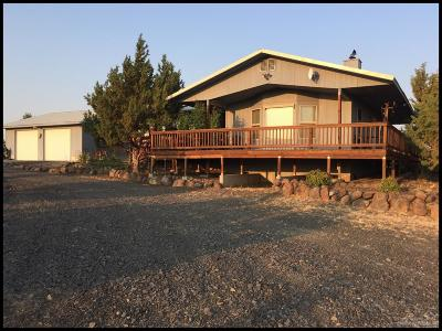 Prineville OR Single Family Home Contingent Bumpable: $324,900