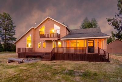 Bend Single Family Home For Sale: 17340 Mink Court