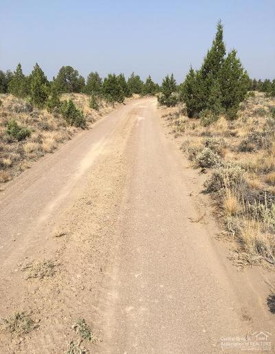 Prineville Residential Lots & Land For Sale: 5390 C C Dunham Road