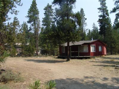 La Pine Single Family Home For Sale: 52244 Union Road