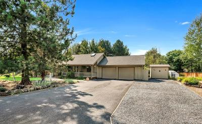 Bend Single Family Home For Sale: 61267 Mount Vista Drive