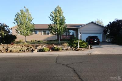 Redmond OR Single Family Home For Sale: $319,900