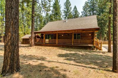 La Pine Single Family Home For Sale: 153435 Wagon Trail Road