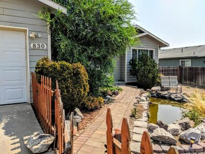 Metolius Single Family Home For Sale: 830 Wilson Avenue