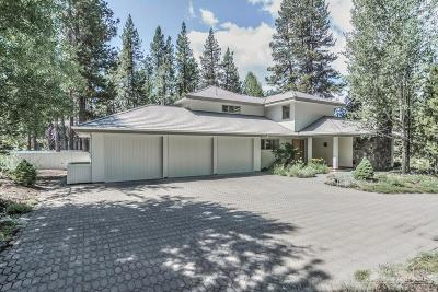 Sunriver Single Family Home For Sale: 18035 North Course Lane