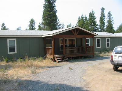 Bend Single Family Home For Sale: 16797 Sun Country Drive