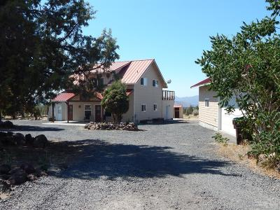 Prineville Single Family Home For Sale: 15409 Southeast Paiute Route