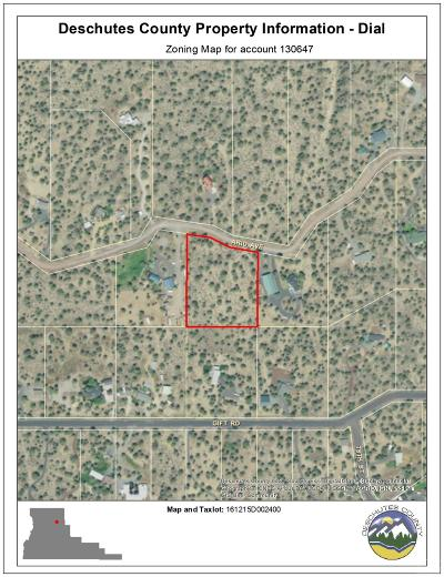 Bend Residential Lots & Land For Sale: 21045 Northwest Arid Avenue