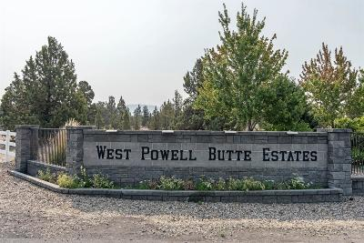 Powell Butte Residential Lots & Land For Sale: 5858 Southwest Mt. Jefferson