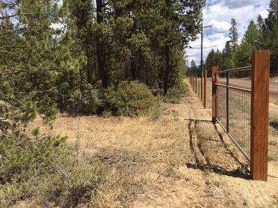 Bend Residential Lots & Land For Sale: 17032 South Whittier Drive